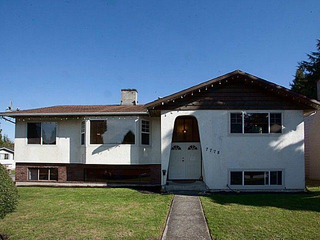 "Main Photo: 7778 118A Street in Delta: Scottsdale House for sale in ""Scottsdale"" (N. Delta)  : MLS®# F1400473"