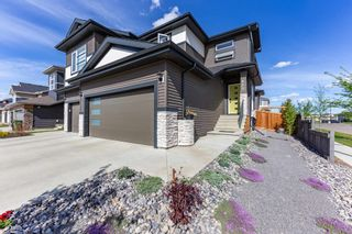 Photo 2: 813 BERG Loop: Leduc House Half Duplex for sale : MLS®# E4247152