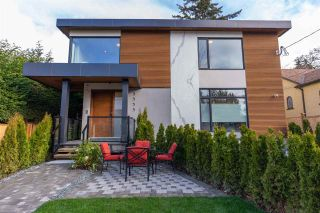 Main Photo: 3335 W 40TH Avenue in Vancouver: Dunbar 1/2 Duplex for sale (Vancouver West)  : MLS®# R2569915