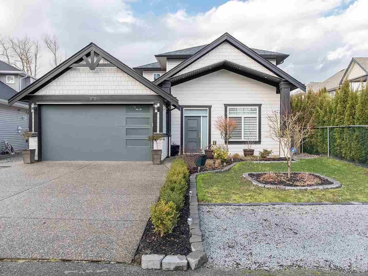 "Main Photo: 27247 33B Avenue in Langley: Aldergrove Langley House for sale in ""STONEBRIDGE ESTATES"" : MLS®# R2545719"