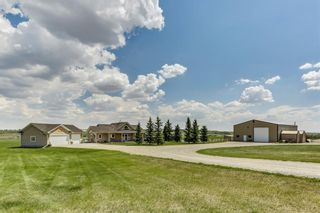 Photo 1: Okotoks 119 acres,home, shop,barn Street W: Rural Foothills County Detached for sale : MLS®# C4274298