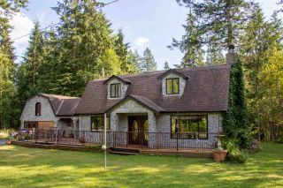 Main Photo: 11644 CAMPION Street in Mission: Stave Falls House for sale : MLS®# R2383571