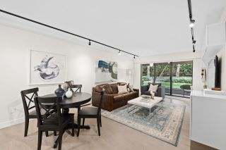 """Photo 3: 107 2424 CYPRESS Street in Vancouver: Kitsilano Condo for sale in """"Cypress Place"""" (Vancouver West)  : MLS®# R2587466"""