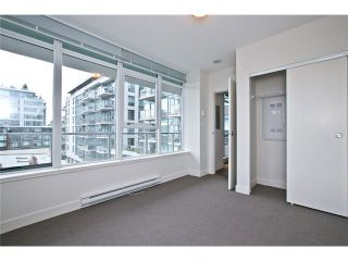 """Photo 10: 611 250 E 6TH Avenue in Vancouver: Mount Pleasant VE Condo for sale in """"THE DISTRICT"""" (Vancouver East)  : MLS®# V1025038"""