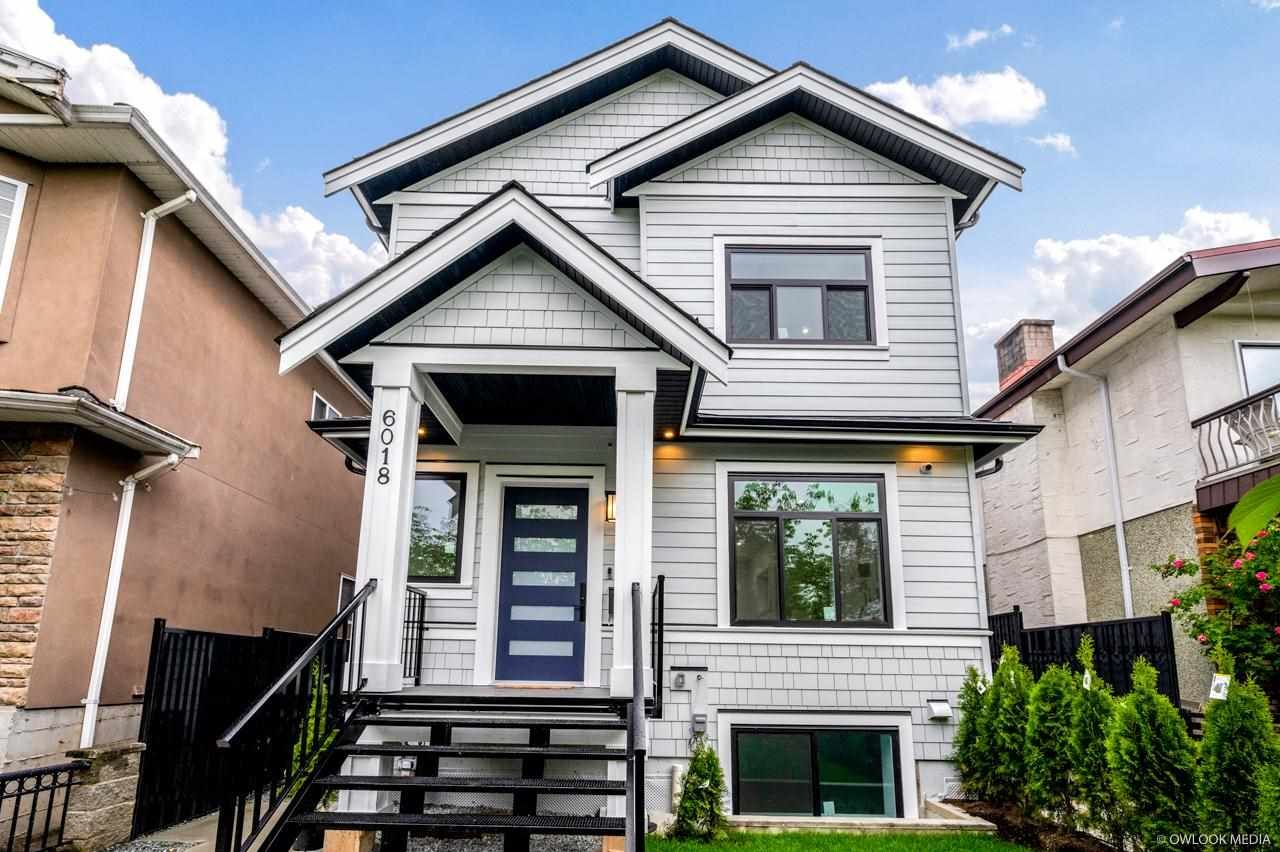 Main Photo: 6018 DUMFRIES Street in Vancouver: Knight 1/2 Duplex for sale (Vancouver East)  : MLS®# R2597312