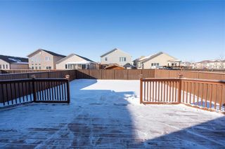 Photo 30: 240 Wayfield Drive in Winnipeg: Richmond West Residential for sale (1S)  : MLS®# 202103263