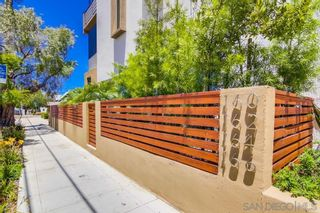 Photo 3: HILLCREST Townhouse for sale : 3 bedrooms : 160 W W Robinson Ave in San Diego