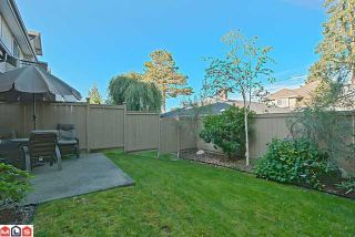 Photo 9: 10 14453 72ND Avenue in Surrey: East Newton Townhouse for sale : MLS®# F1220344