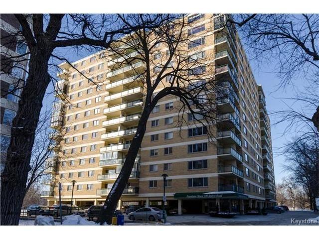 Main Photo: 300 Roslyn Road in Winnipeg: Osborne Village Condominium for sale (1B)  : MLS®# 1702673