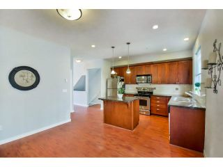"""Photo 11: 9 20159 68 Avenue in Langley: Willoughby Heights Townhouse for sale in """"VANTAGE"""" : MLS®# F1449062"""