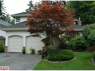 Photo 1: 2586 149TH Street in South Surrey White Rock: Sunnyside Park Surrey Home for sale ()  : MLS®# F1015043
