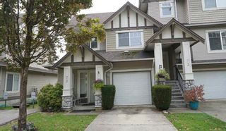 """Photo 1: 72 18221 68TH Avenue in Surrey: Cloverdale BC Townhouse for sale in """"THE MAGNOLIA"""" (Cloverdale)  : MLS®# R2619606"""