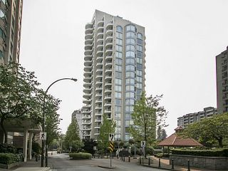 Photo 1: # 906 739 PRINCESS ST in New Westminster: Uptown NW Condo for sale : MLS®# V1133888