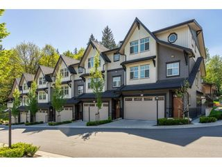 """Photo 1: 4 10525 240 Street in Maple Ridge: Albion Townhouse for sale in """"Magnolia Grove"""" : MLS®# R2365683"""