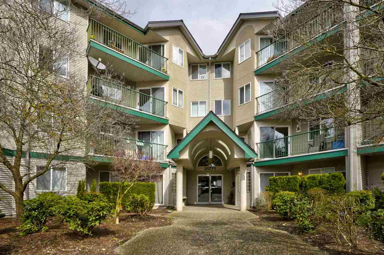 "Main Photo: 405 31771 PEARDONVILLE Road in Abbotsford: Abbotsford West Condo for sale in ""BRECKENRIDGE ESTATES"" : MLS®# R2561354"