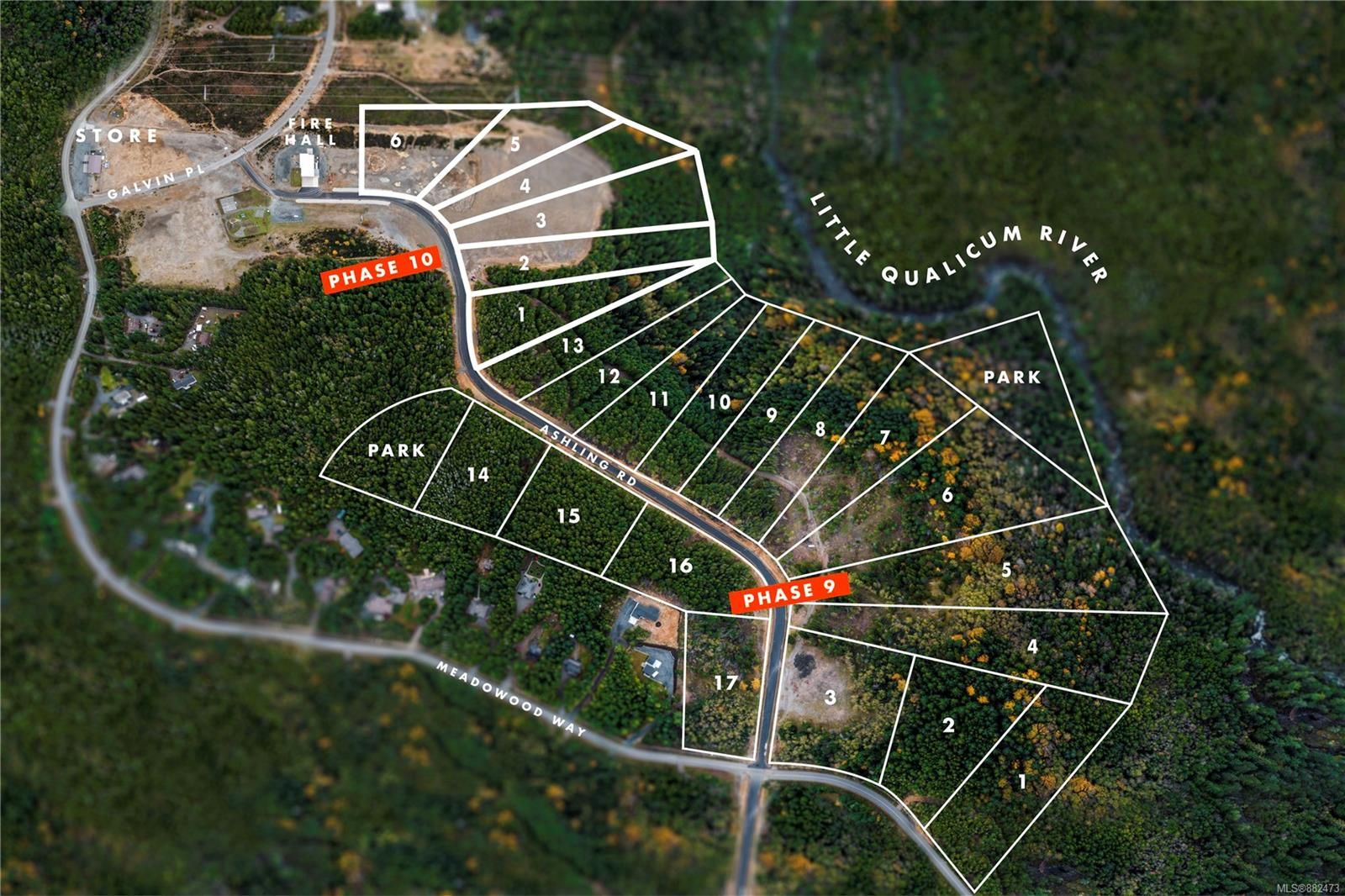 Main Photo: Lot 3 Ashling Rd in : PQ Qualicum North Land for sale (Parksville/Qualicum)  : MLS®# 882473