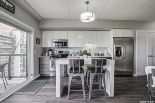 Photo 7: 703 550 4th Avenue North in Saskatoon: City Park Residential for sale : MLS®# SK860528
