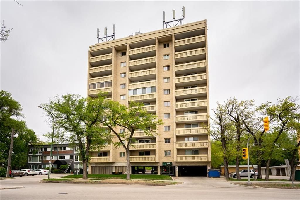 Main Photo: 304 365 Wellington Crescent in Winnipeg: Crescentwood Condominium for sale (1B)  : MLS®# 202123348