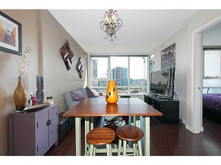 "Photo 10: 1103 928 BEATTY Street in Vancouver: Yaletown Condo for sale in ""The Max 1"" (Vancouver West)  : MLS®# V1115443"