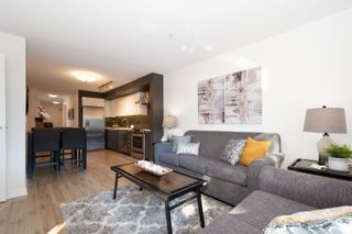 """Photo 1: 217 2888 E 2ND Avenue in Vancouver: Renfrew VE Condo for sale in """"SESAME"""" (Vancouver East)  : MLS®# R2621244"""