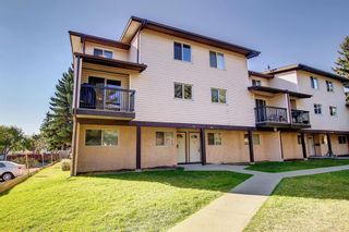 Photo 1: 72 3745 Fonda Way SE in Calgary: Forest Heights Row/Townhouse for sale : MLS®# A1151099