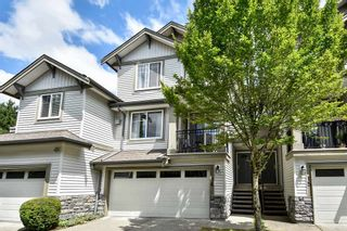 "Photo 1: 16 14453 72 Avenue in Surrey: East Newton Townhouse for sale in ""SEQUOIA GREEN"" : MLS®# R2474534"