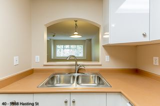 """Photo 3: 40 5988 HASTINGS Street in Burnaby: Capitol Hill BN Condo for sale in """"SATURNA"""" (Burnaby North)  : MLS®# R2314385"""
