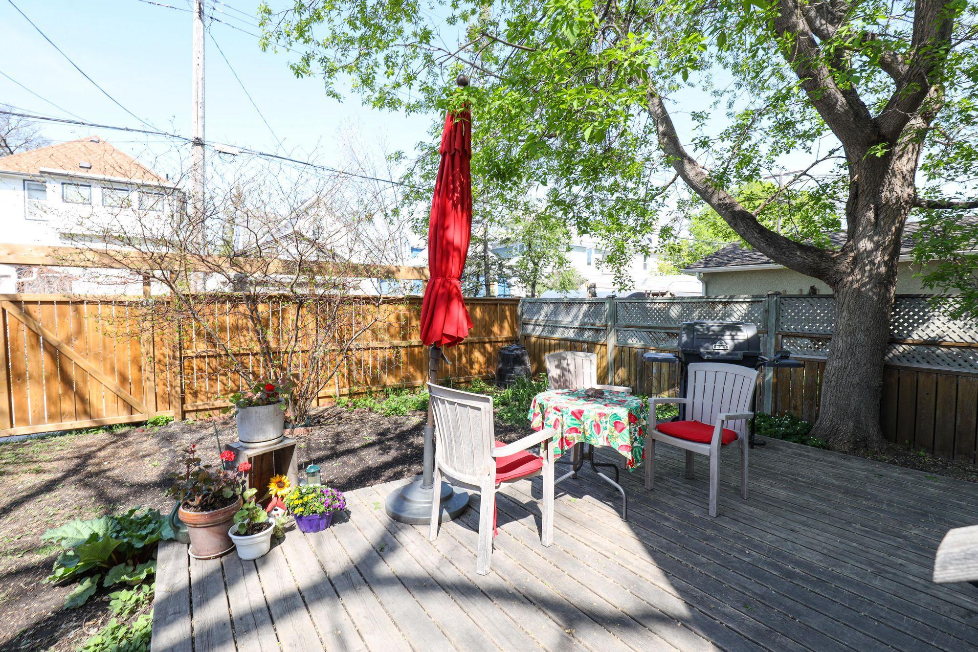 Photo 32: Photos: 110 Lipton in Winnipeg: Wolseley Single Family Detached for sale (5B)  : MLS®# 202111593