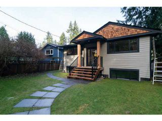 """Main Photo: 1144 W 21ST Street in North Vancouver: Pemberton Heights House for sale in """"Pemberton Heights"""" : MLS®# V1096299"""
