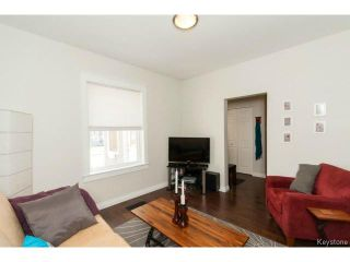 Photo 6: 554 Beverley Street in WINNIPEG: West End / Wolseley Residential for sale (West Winnipeg)  : MLS®# 1410900