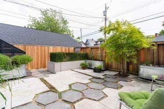 """Photo 37: 2746 TRINITY Street in Vancouver: Hastings Sunrise House for sale in """"HASTINGS-SUNRISE"""" (Vancouver East)  : MLS®# R2582572"""