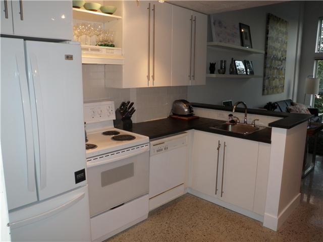 """Main Photo: 413 228 E 4TH Avenue in Vancouver: Mount Pleasant VE Condo for sale in """"WATERSHED"""" (Vancouver East)  : MLS®# V908831"""