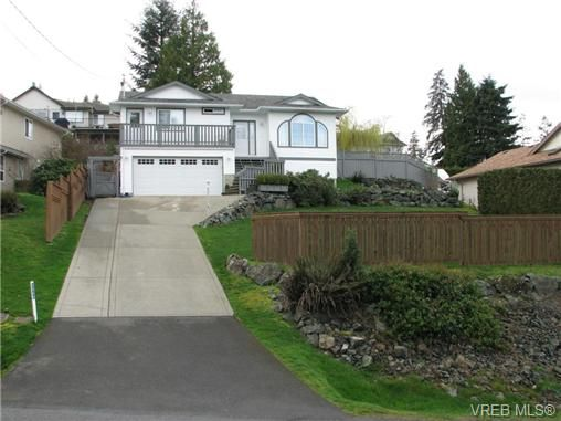 Main Photo: 2446 Mountain Heights Dr in SOOKE: Sk Broomhill House for sale (Sooke)  : MLS®# 723974