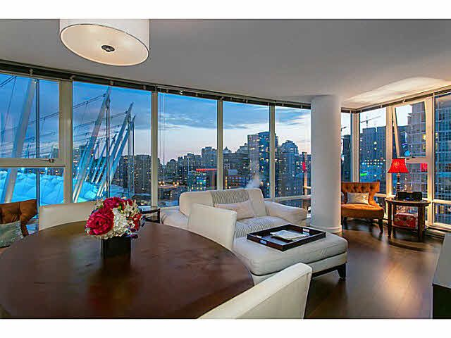 Main Photo: 2003 111 W GEORGIA STREET in Vancouver: Downtown VW Condo for sale ()  : MLS®# V1125227
