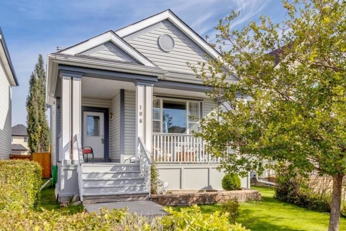 Main Photo: 108 Evermeadow Manor SW in Calgary: Evergreen Detached for sale : MLS®# A1142807