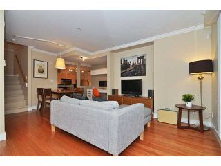 Photo 5: 29 638 W 6TH Avenue in Vancouver: Fairview VW Townhouse for sale (Vancouver West)  : MLS®# V1039662