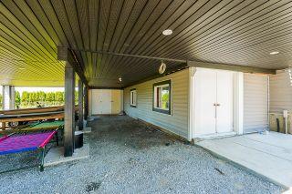 Photo 34: 32712 HUNTINGDON Road in Abbotsford: Poplar House for sale : MLS®# R2614448