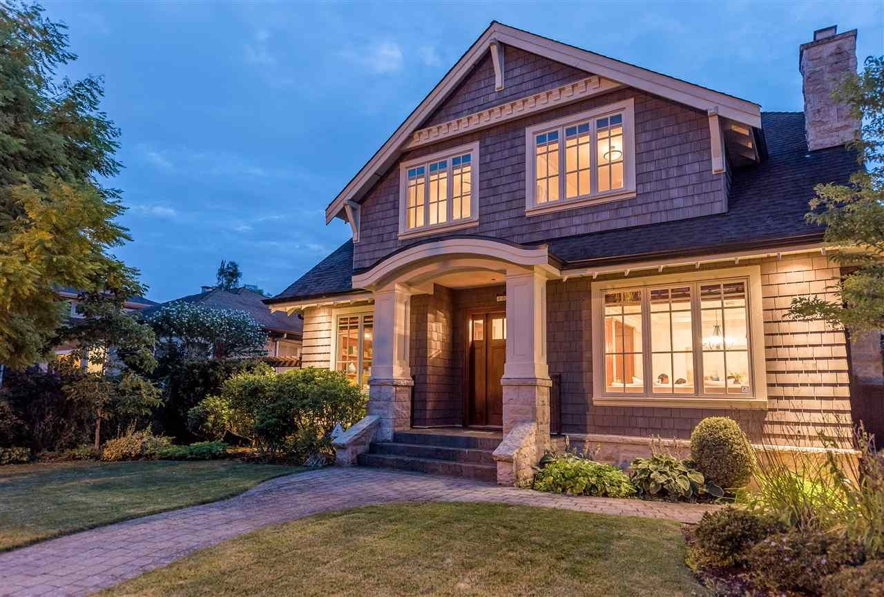 Main Photo: 4038 W 39TH Avenue in Vancouver: Dunbar House for sale (Vancouver West)  : MLS®# R2100373