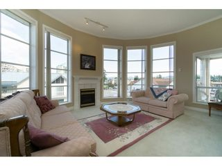 """Photo 3: 417 2626 COUNTESS Street in Abbotsford: Abbotsford West Condo for sale in """"The Wedgewood"""" : MLS®# R2409510"""