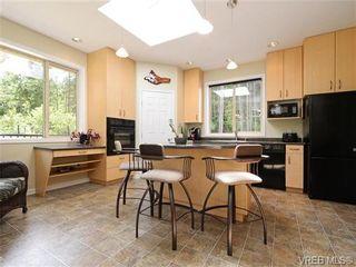 Photo 5: 636 Gowlland Rd in VICTORIA: Hi Western Highlands House for sale (Highlands)  : MLS®# 731685