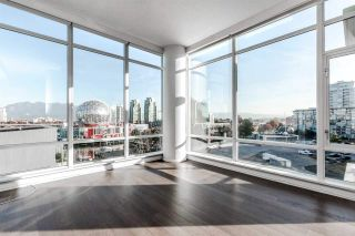 Main Photo: 603 1633 ONTARIO Street in Vancouver: False Creek Condo for sale (Vancouver West)  : MLS®# R2497941