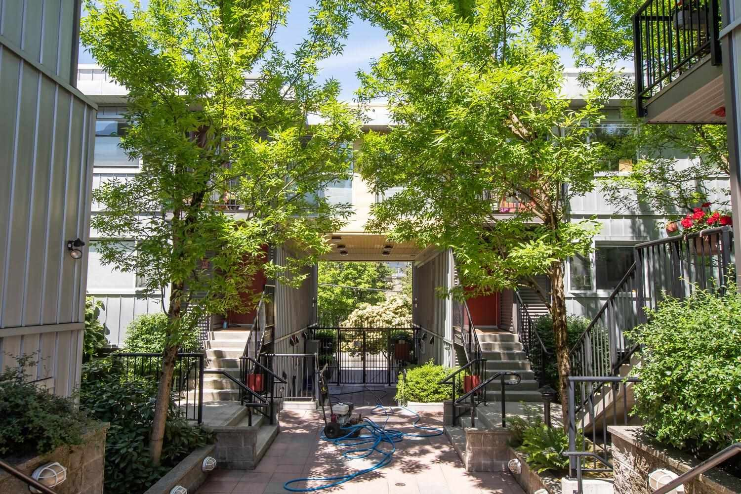 """Main Photo: 202 668 W 6TH Avenue in Vancouver: Fairview VW Townhouse for sale in """"The Bohemia"""" (Vancouver West)  : MLS®# R2596891"""