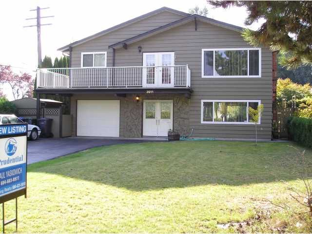 Main Photo: Photos: 3911 VICTORIA Place in Port Coquitlam: Oxford Heights House for sale : MLS®# V791311