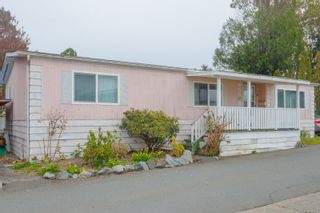 Photo 1: 37 1393 Craigflower Rd in : VR View Royal Manufactured Home for sale (View Royal)  : MLS®# 874706