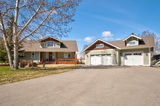 Photo 1: 17 Willowside Drive: Rural Foothills County Detached for sale : MLS®# A1141416