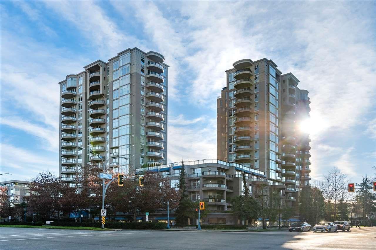 """Main Photo: 402 8460 GRANVILLE Avenue in Richmond: Brighouse South Condo for sale in """"Coronado"""" : MLS®# R2622861"""