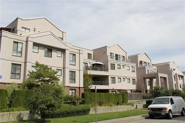 """Main Photo: 204 2357 WHYTE Avenue in Port Coquitlam: Central Pt Coquitlam Condo for sale in """"RIVERSIDE PLACE"""" : MLS®# R2207336"""