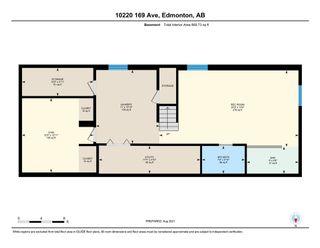 Photo 29: 10220 169 Avenue in Edmonton: Zone 27 House for sale : MLS®# E4266336