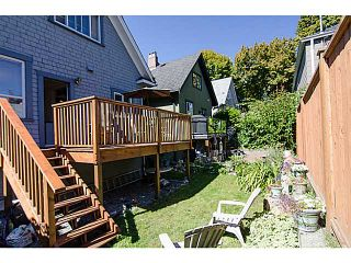 """Photo 10: 1616 SEMLIN Drive in Vancouver: Grandview VE House for sale in """"Commercial Drive"""" (Vancouver East)  : MLS®# V970626"""