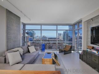 Photo 1: DOWNTOWN Condo for sale : 1 bedrooms : 800 The Mark Ln #1508 in San Diego